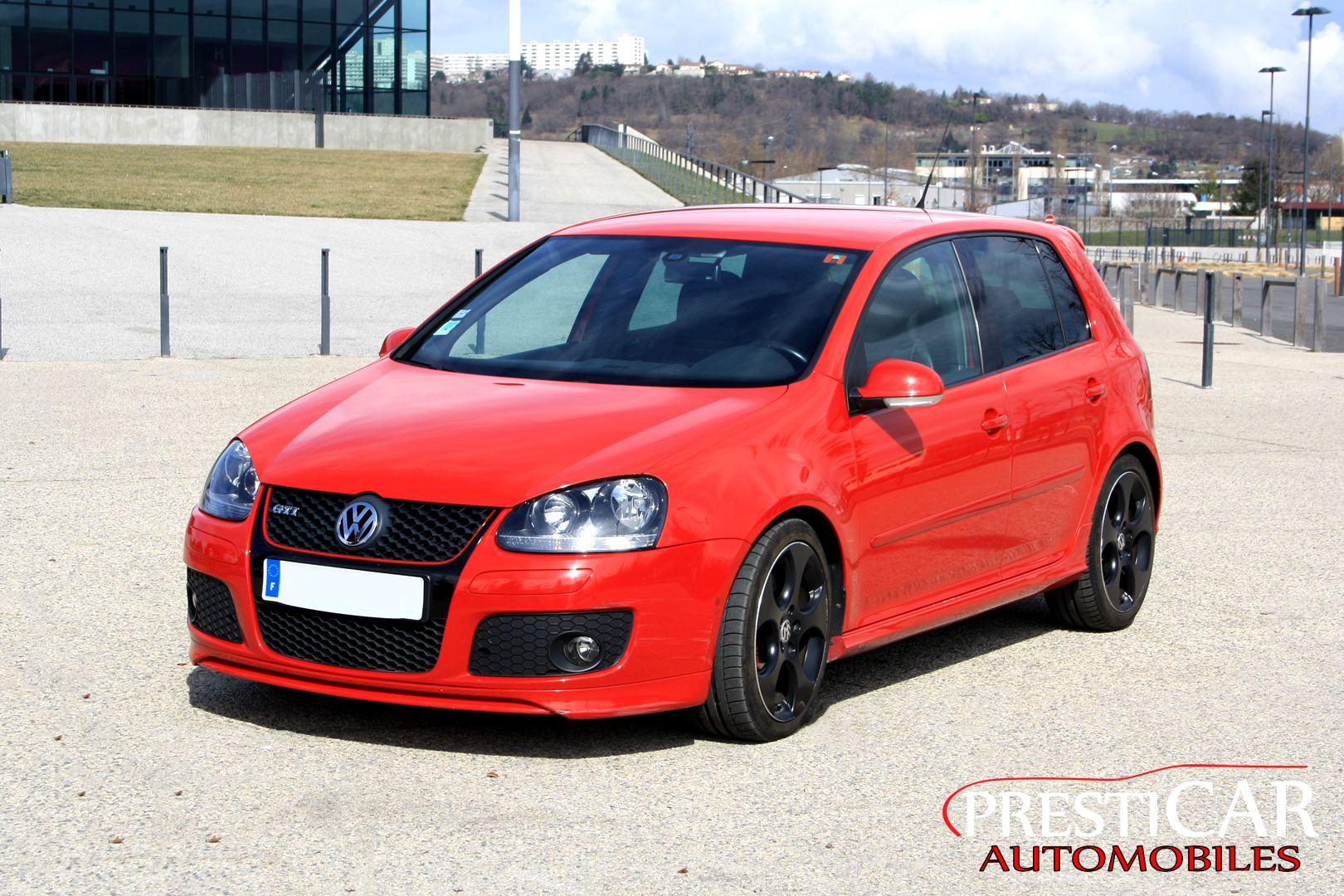 volkswagen golf 5 2 0 tfsi 230 gti edition 30 presticar automobiles. Black Bedroom Furniture Sets. Home Design Ideas