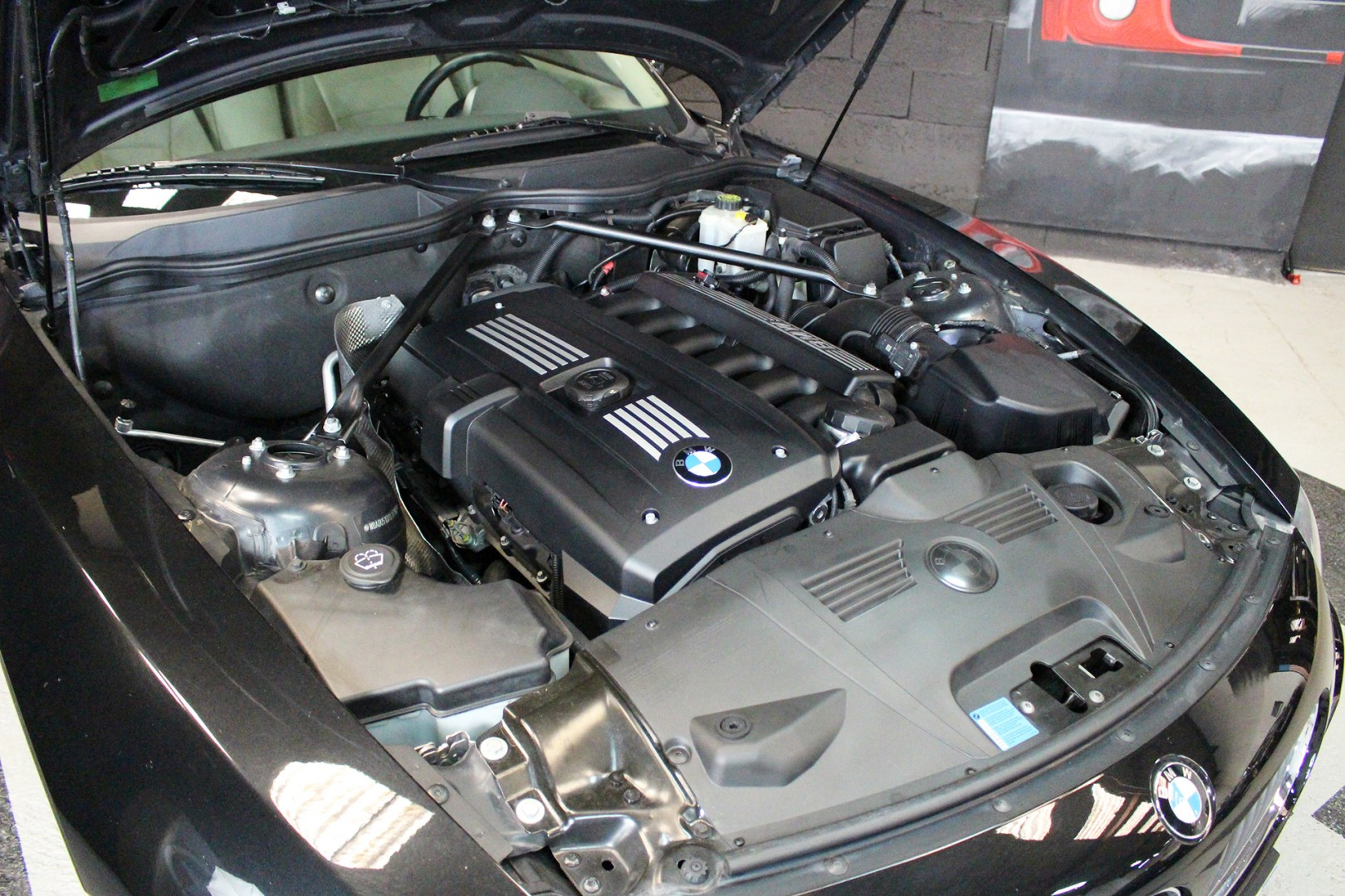 Bmw Z4 E86 Coup 233 3 0 Si 265 Bvm Presticar Automobiles