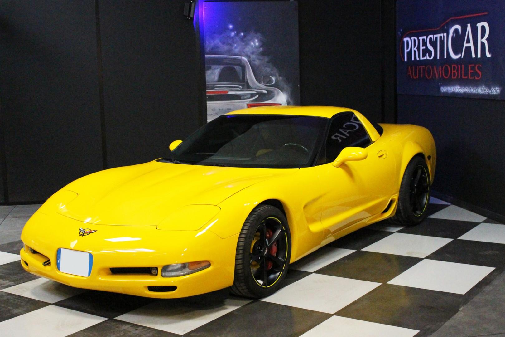 chevrolet corvette c5 v8 5 7 ls1 450ch targa presticar automobiles. Black Bedroom Furniture Sets. Home Design Ideas