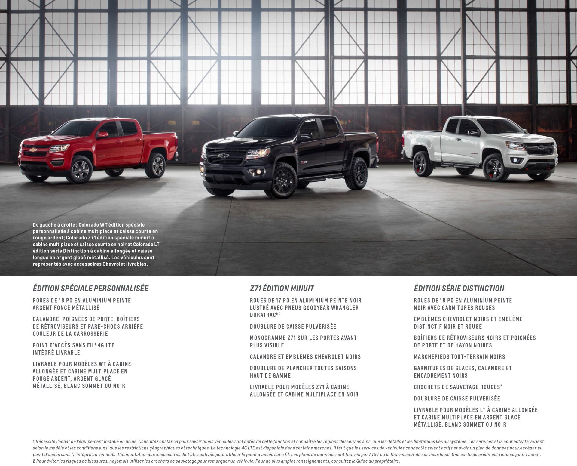 Chevrolet Colorado 2019 Presticar Automobiles